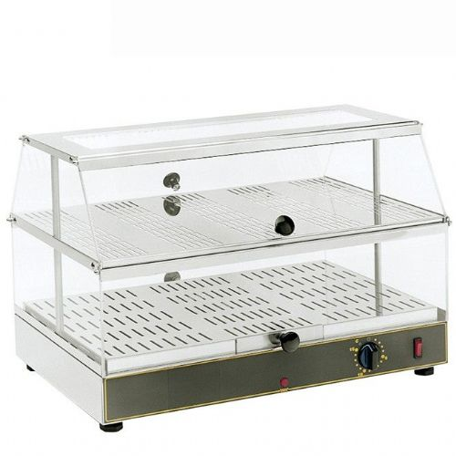 Roller Grill WD200 Two Shelf Hested Display Cabinet Heated Displays
